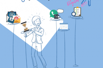 Arbeitsstil - Multitasking